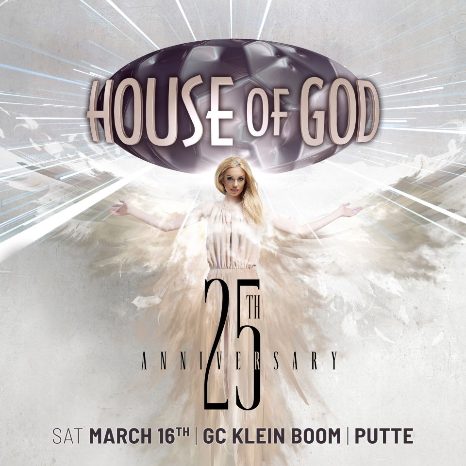 25 Years House of God