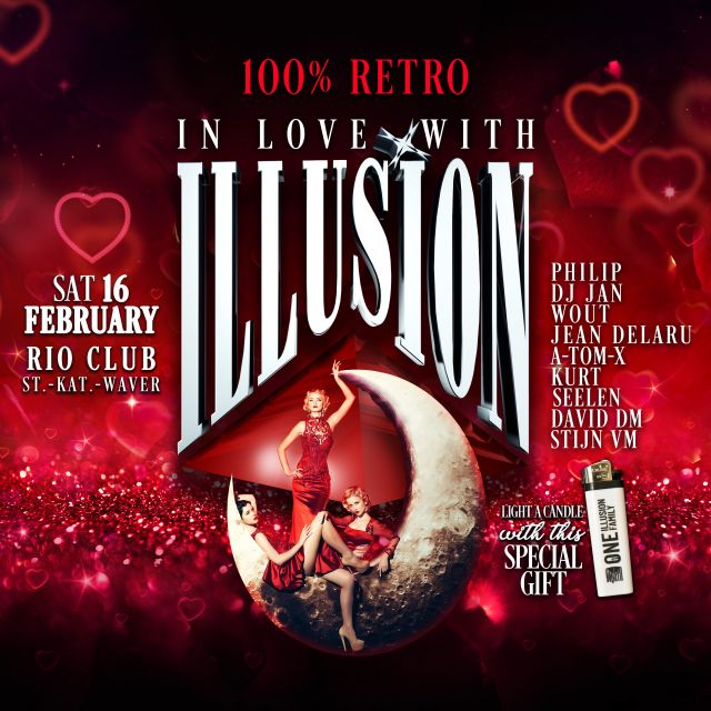 In Love with Illusion