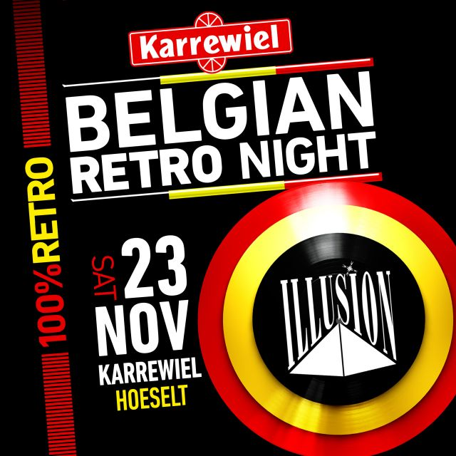 Belgian Retro Night