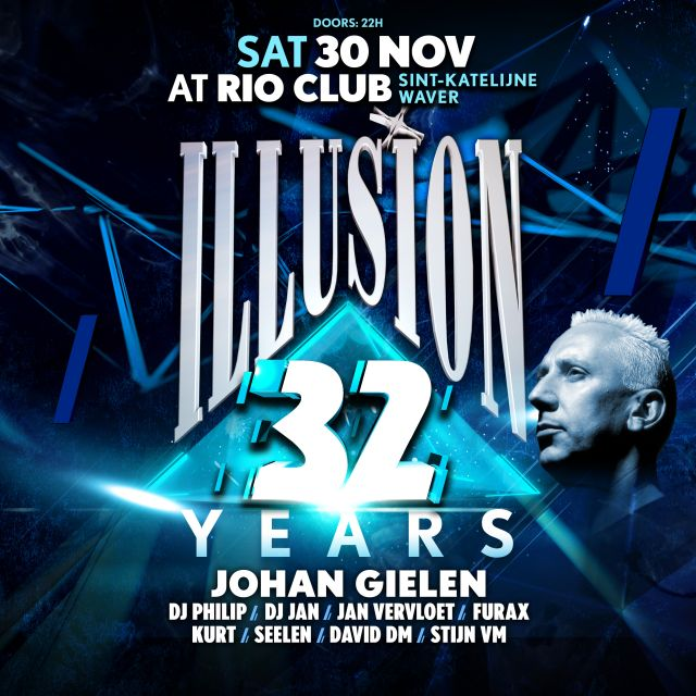 32 Years Illusion