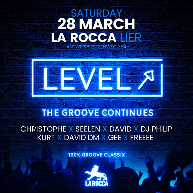 The Level - The Groove Continues